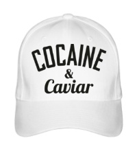 Бейсболка Cocaine & Caviar