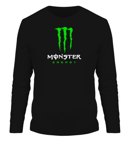 Мужской лонгслив Monster Energy