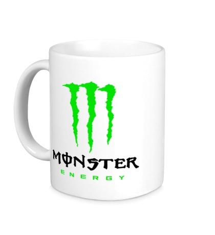 Керамическая кружка Monster Energy