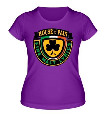 Женская футболка House Of Pain