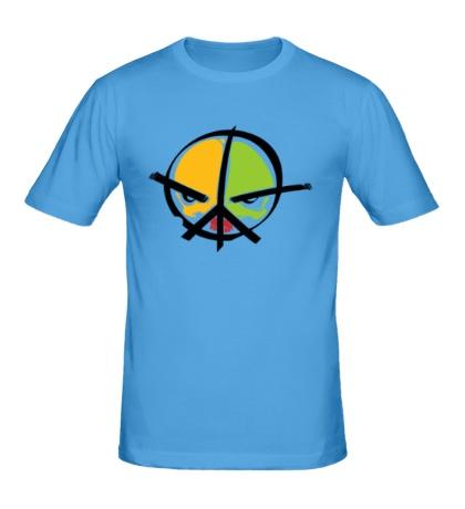 Мужская футболка Noize MC: символ альбома
