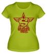Женская футболка «Super Girl» - Фото 1