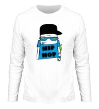 Мужской лонгслив Hip-Hop поцык