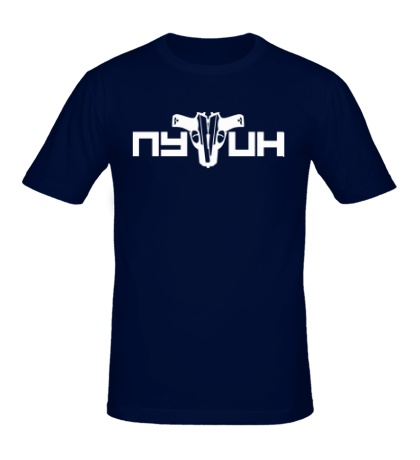 Мужская футболка Путин Ноггано
