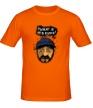 Мужская футболка «Рыбят, я не курсе!» - Фото 1