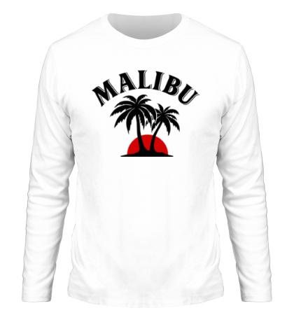 Мужской лонгслив Malibu Rum