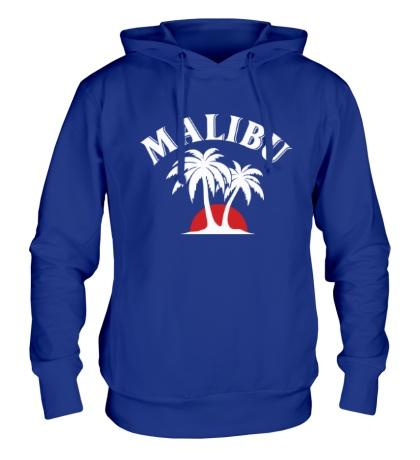 Толстовка с капюшоном Malibu Rum