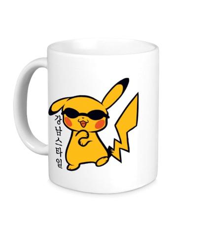 Керамическая кружка Pikachu Style