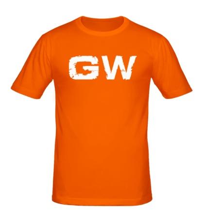 Мужская футболка GW: Ghetto Workout
