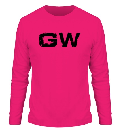 Мужской лонгслив GW: Ghetto Workout