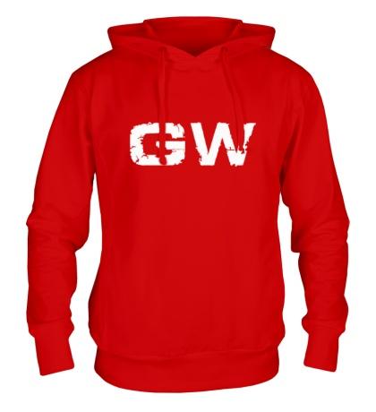 Толстовка с капюшоном GW: Ghetto Workout