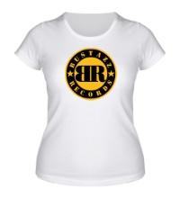 Женская футболка Bustazz Records