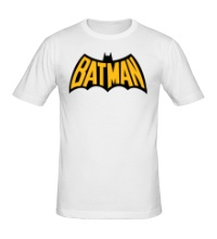 Мужская футболка Batman Sign