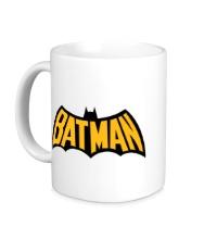 Керамическая кружка Batman Sign