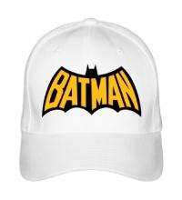 Бейсболка Batman Sign