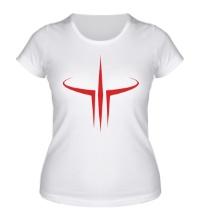 Женская футболка Quake 3