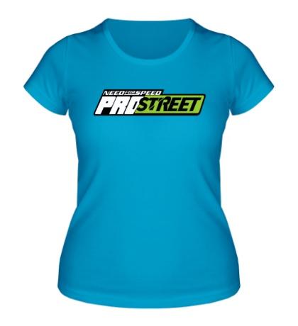 Женская футболка NFS: Prostreet