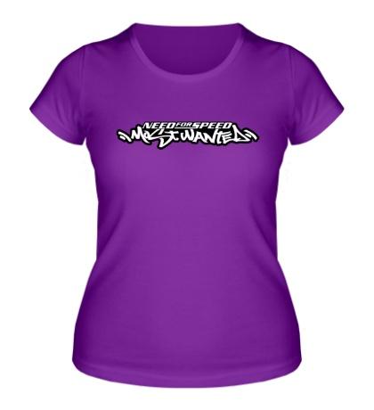Женская футболка NFS: Most Wanted