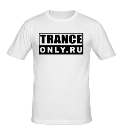 Мужская футболка Trance Only