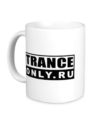 Керамическая кружка Trance Only