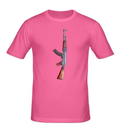 Мужская футболка Автомат Калашникова