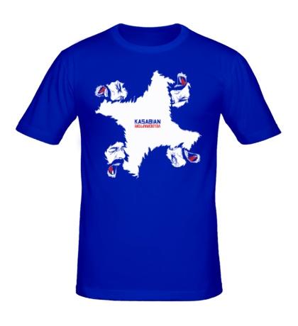 Мужская футболка Kasabian