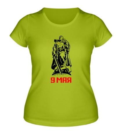 Женская футболка «9 мая»