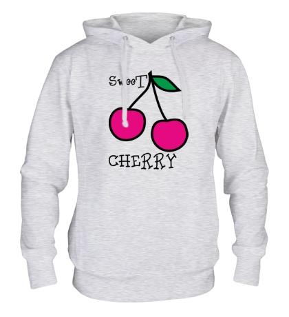 Толстовка с капюшоном Sweet cherry