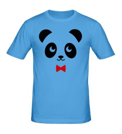 Мужская футболка Панда, для него