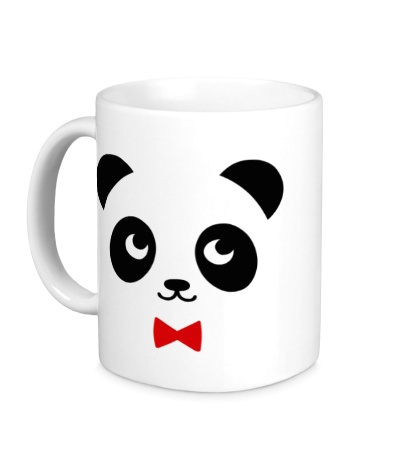 Керамическая кружка Панда, для него
