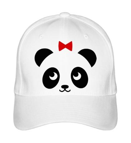 Бейсболка Панда, для нее