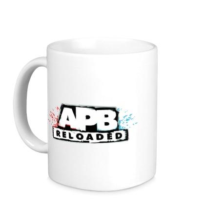 Керамическая кружка APB Reloaded
