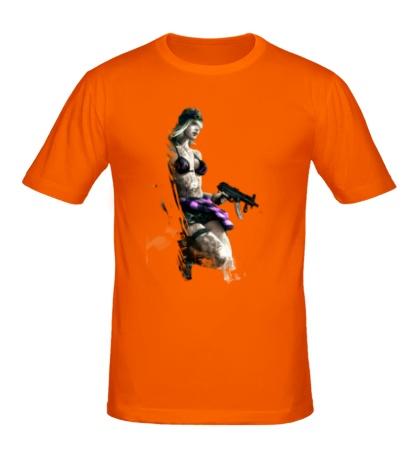 Мужская футболка APB Reloaded: Gangsta