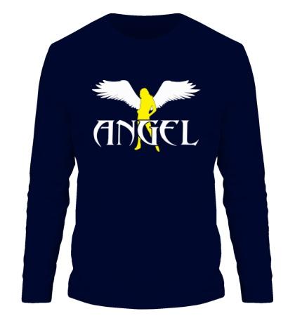 Мужской лонгслив Angel