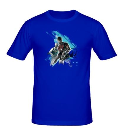 Мужская футболка APB Reloaded: Prentiss Tigers