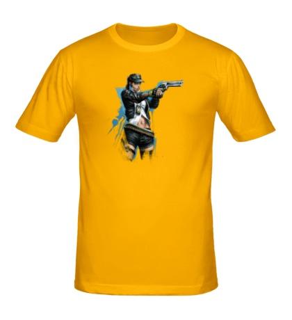 Мужская футболка APB Reloaded: Eva Orlandez