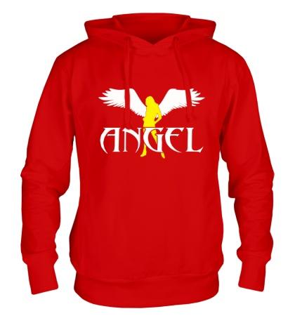 Толстовка с капюшоном Angel