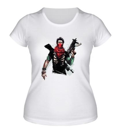 Женская футболка APB Reloaded: Criminal