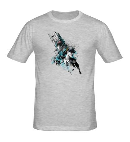 Мужская футболка APB Reloaded: La Rocha