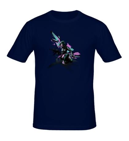 Мужская футболка APB Reloaded: Shift