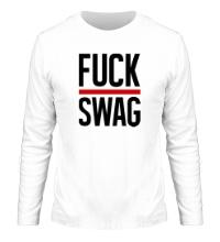 Мужской лонгслив Fuck Swag