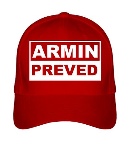 Бейсболка Armin Preved