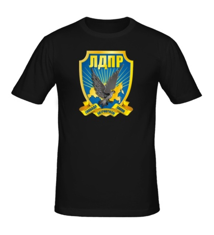 Мужская футболка Герб ЛДПР
