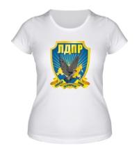 Женская футболка Герб ЛДПР