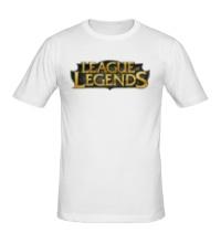 Мужская футболка League of Legends