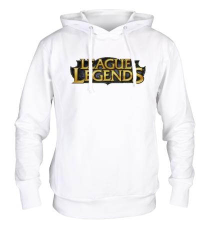 Толстовка с капюшоном League of Legends