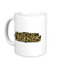 Керамическая кружка League of Legends