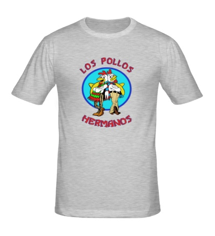 Мужская футболка Los Pollos Hermanos