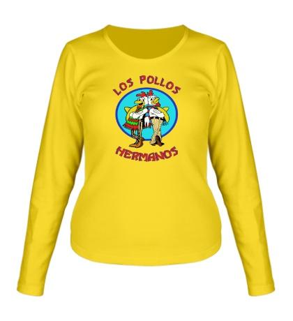 Женский лонгслив Los Pollos Hermanos