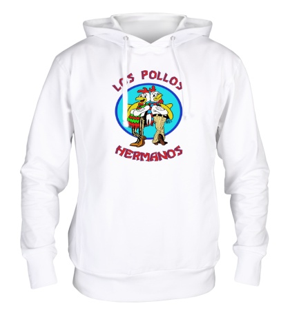 Толстовка с капюшоном Los Pollos Hermanos